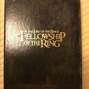 Extended Edition of Lord of the Rings